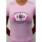 Ladies Pink Poker Run Shirt